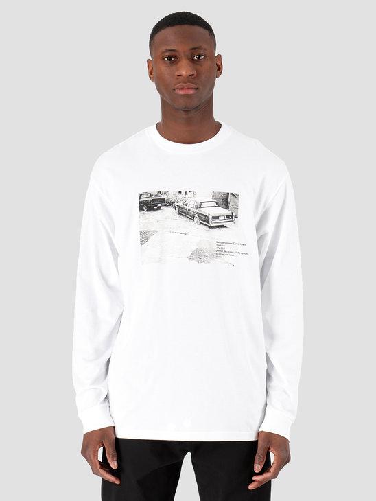 Carhartt WIP Suraj Bhamra Cadillac T-Shirt White I027769-200