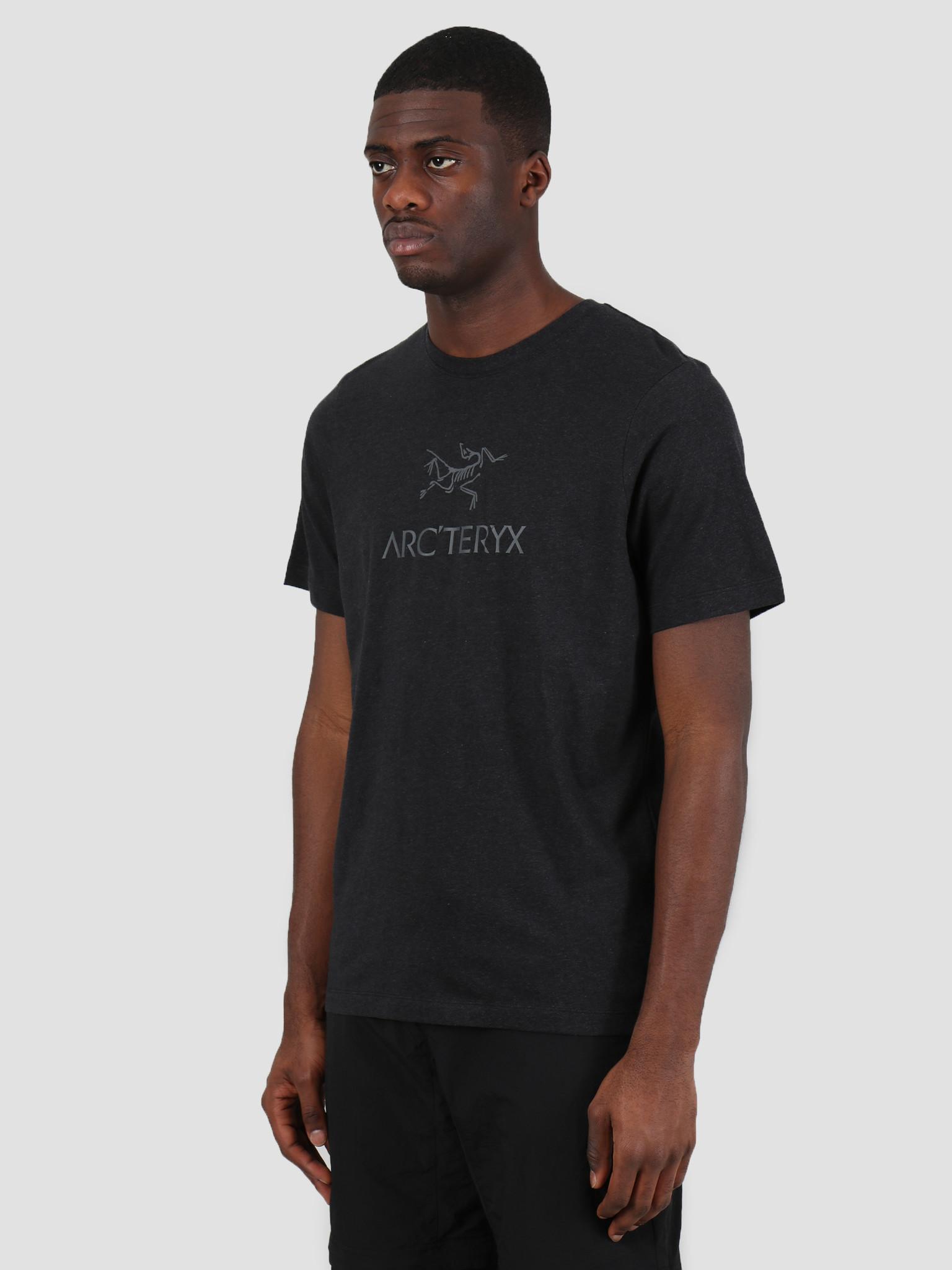 Arc'teryx Arc'teryx Arc'Word T-Shirt Black Heather 24013