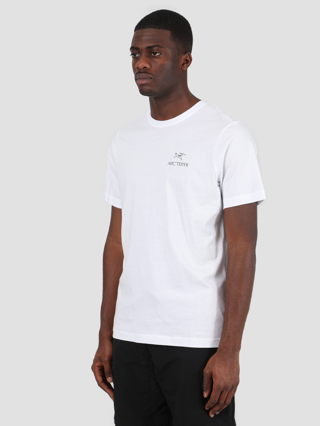 Arc'teryx Arc'teryx Emblem T-Shirt White 24026