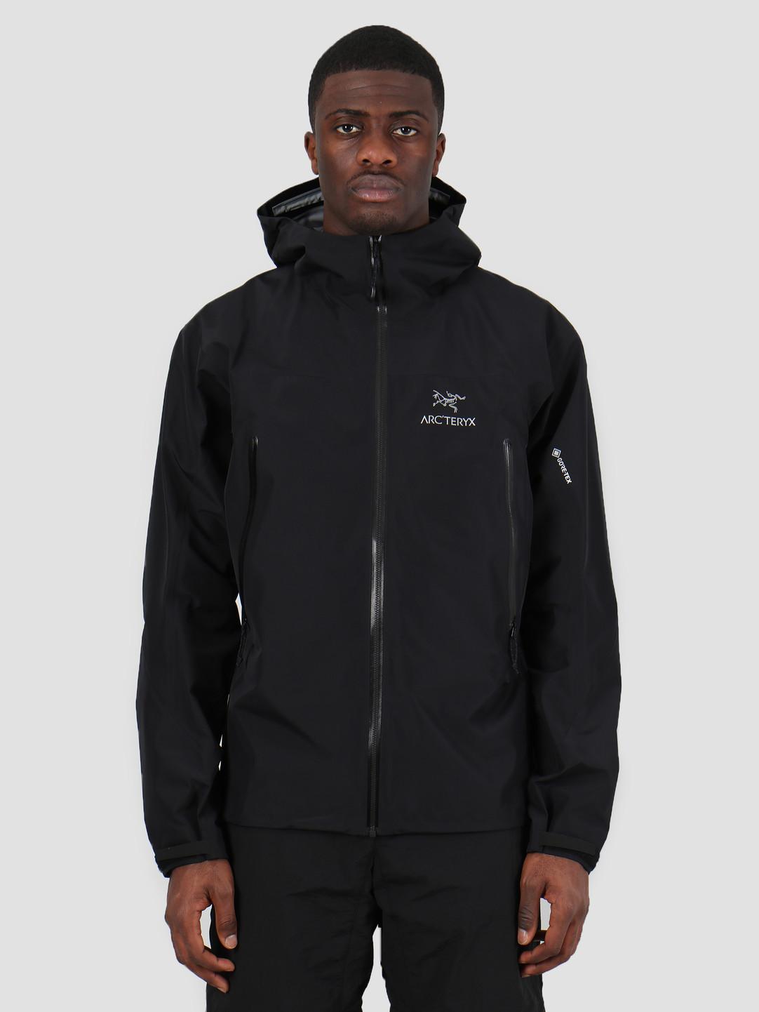 Arc'teryx Arc'teryx Zeta LT Jacket Black 16287