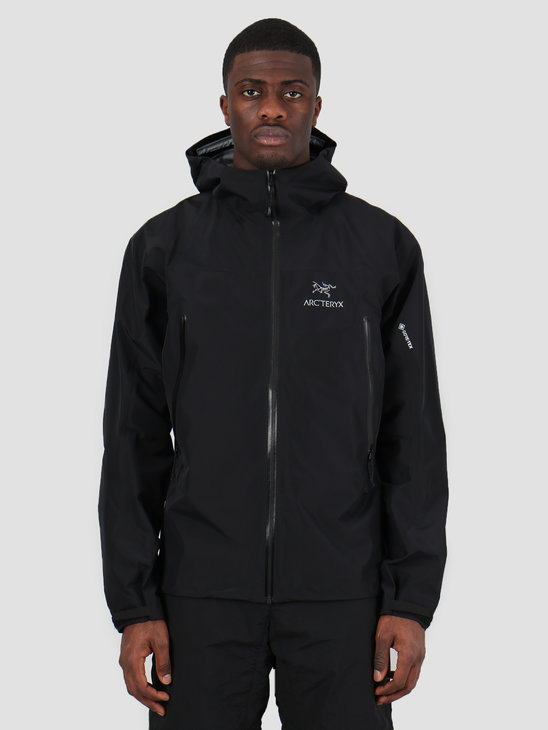 Arc'teryx Zeta LT Jacket Black 16287