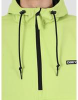 Obey Obey Recess ii anorak Key lime 121800420 KEY