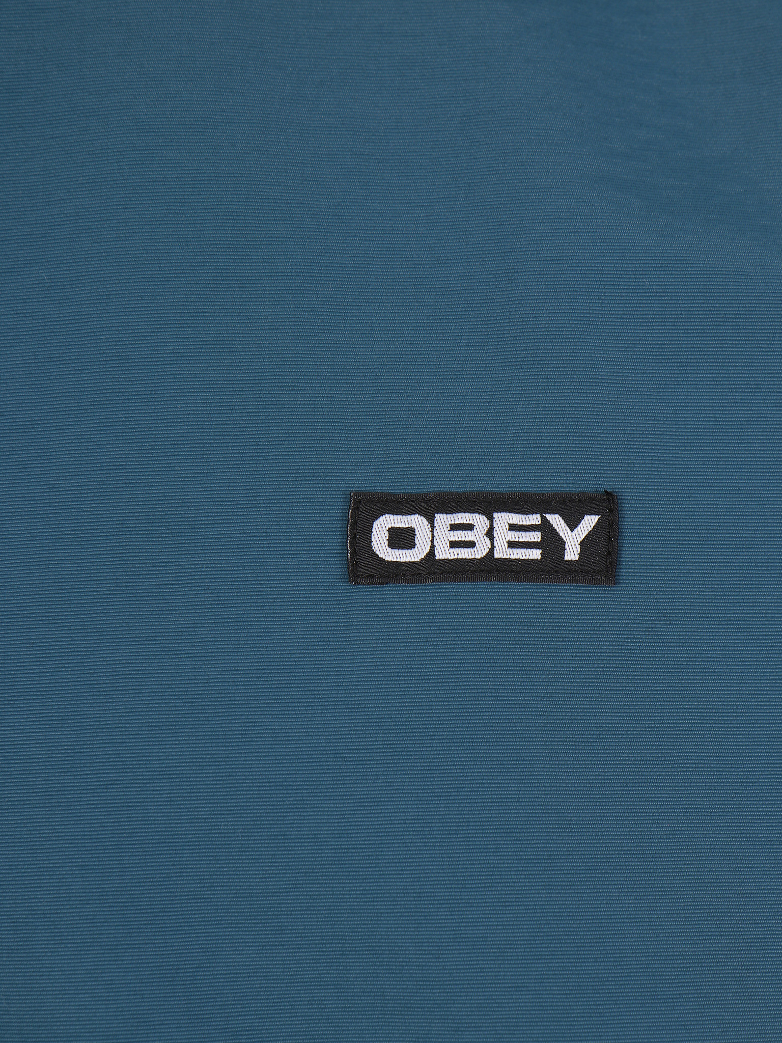 Obey Obey The tucker anorak Sapphire multi 121800408 SAP