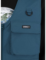 Obey Obey Undertone vest Sapphire 121810011 SAP