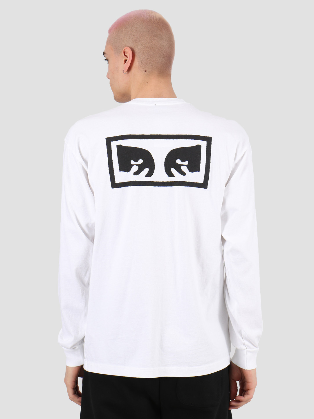 Obey Obey Eyes 3 White 167101826-WHT