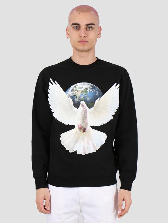 Obey Worldwide peace Fleece Black 112862188 BLK