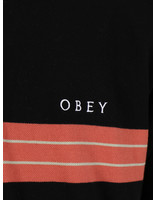 Obey Obey Casa polo ss Black multi 131090051 BKM