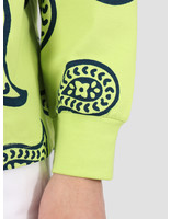 Obey Obey Dealer rugby polo ls Lime multi 131040030 LME
