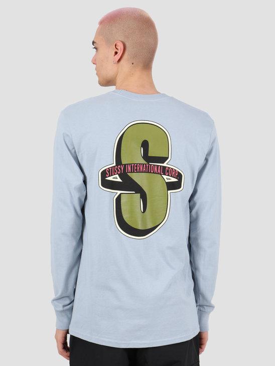Stussy S Corp. Ls Tee Slate 1994529