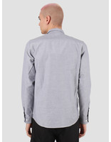Norse Projects Norse Projects Anton Oxford Shirt Magnet Grey N40-0456-1072