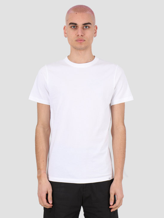 Norse Projects Niels Standard T-shirt White N01-0362-0001