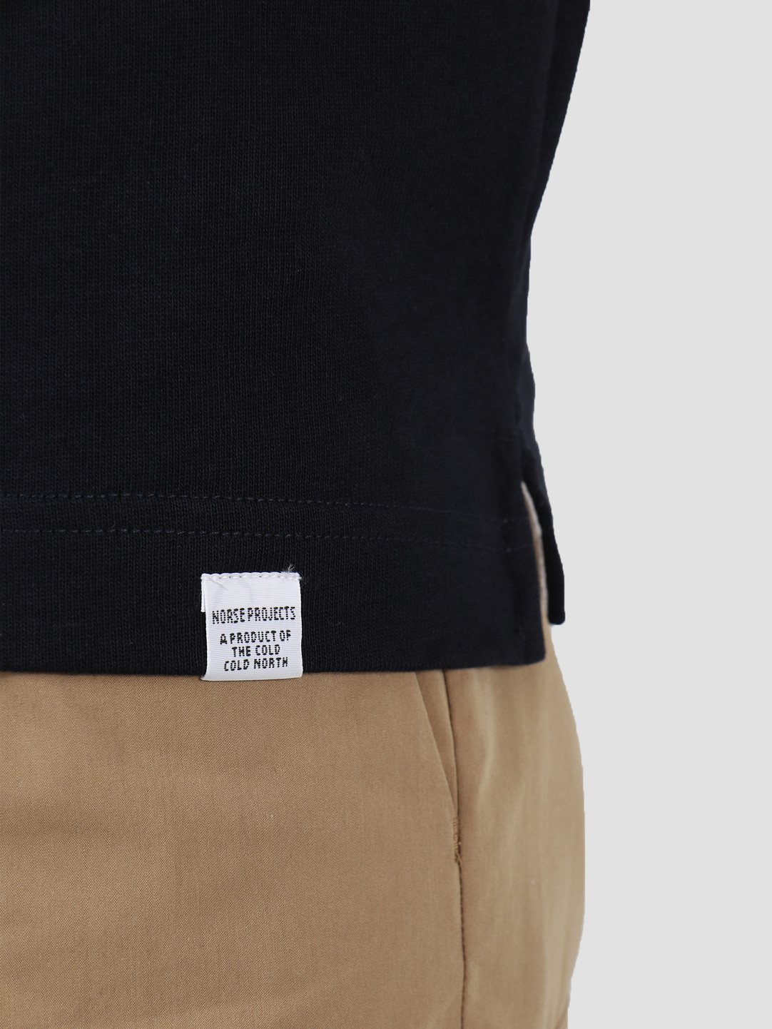 Norse Projects Norse Projects Ruben Polo Dark Navy  N10-0170-7004