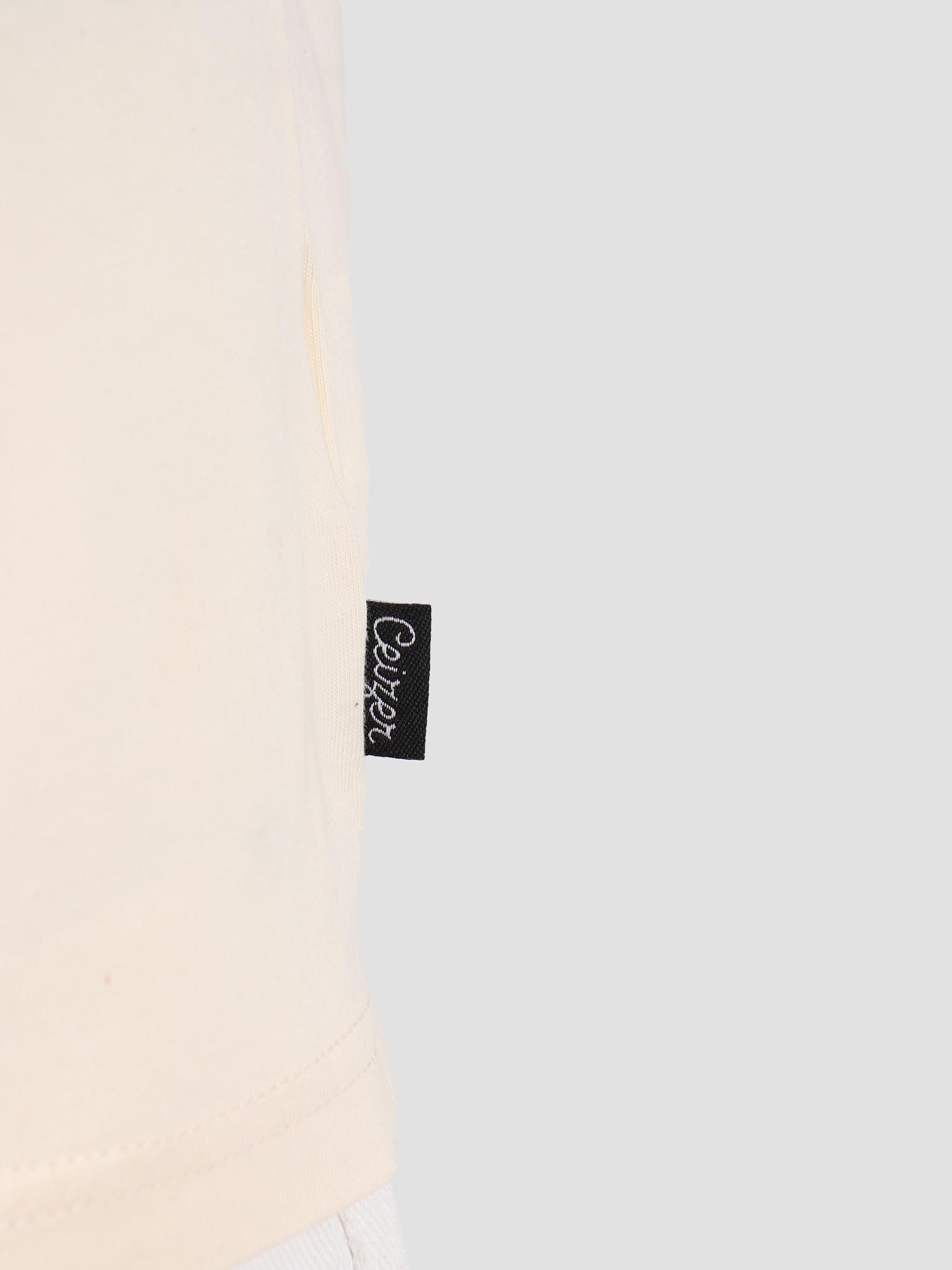 Ceizer Ceizer Ceizer Retro T-Shirt Creme 2020-006