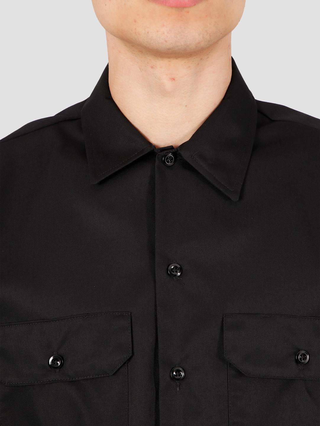 Dickies Dickies Short Sleeve Work Shirt Black DK001574BLK1