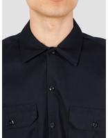 Dickies Dickies Short Sleeve Work Shirt Dark Navy DK001574DNX1