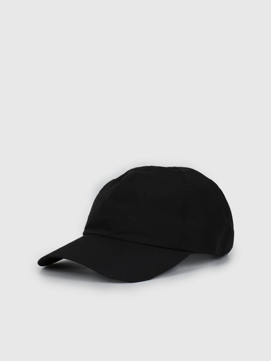 Norse Projects Gore Tex Sports Cap Black N80-0048-9999