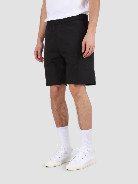 Norse Projects Luther Packable Short Black N35-0263-9999