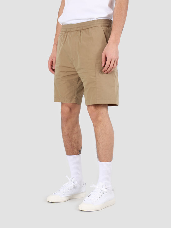 Norse Projects Luther Packable Short Utility Khaki N35-0263-0966