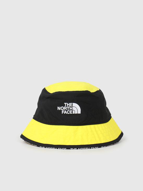 The North Face Cypress Bucket Hat TNF Lemon NF0A3VVKDW91