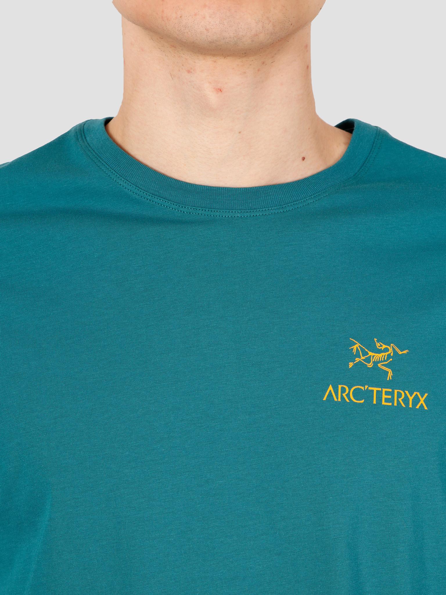 Arc'teryx Arc'teryx Emblem T-Shirt Paradigm 24026