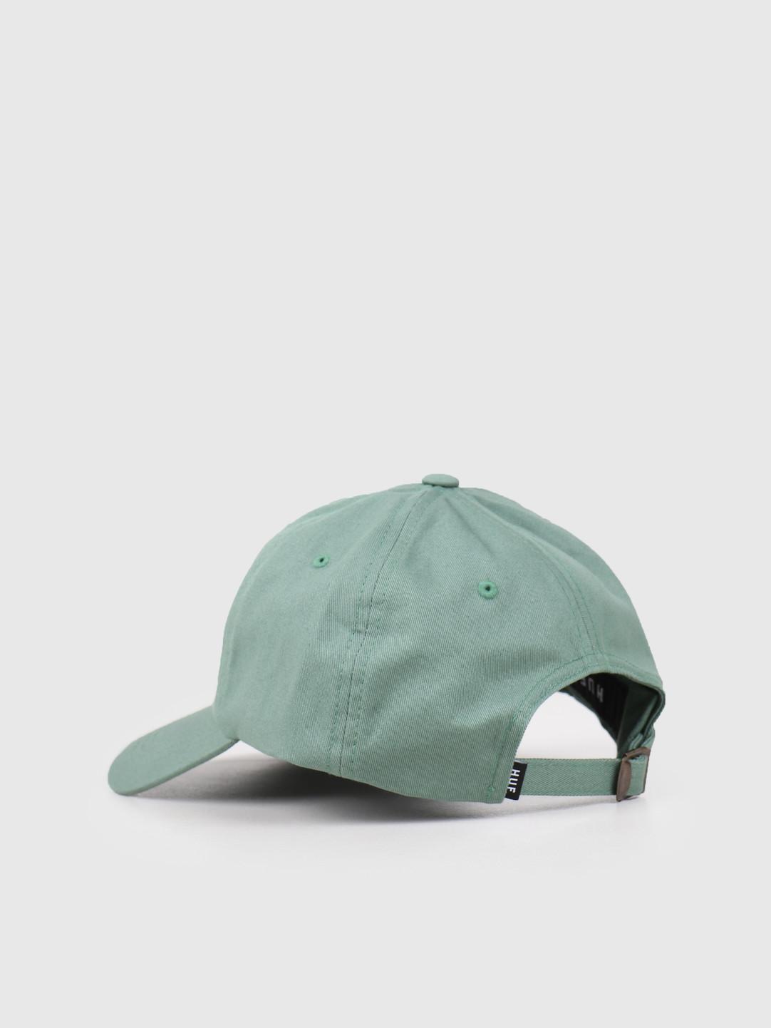 huf essentials tt cv hat beryl green ht00346