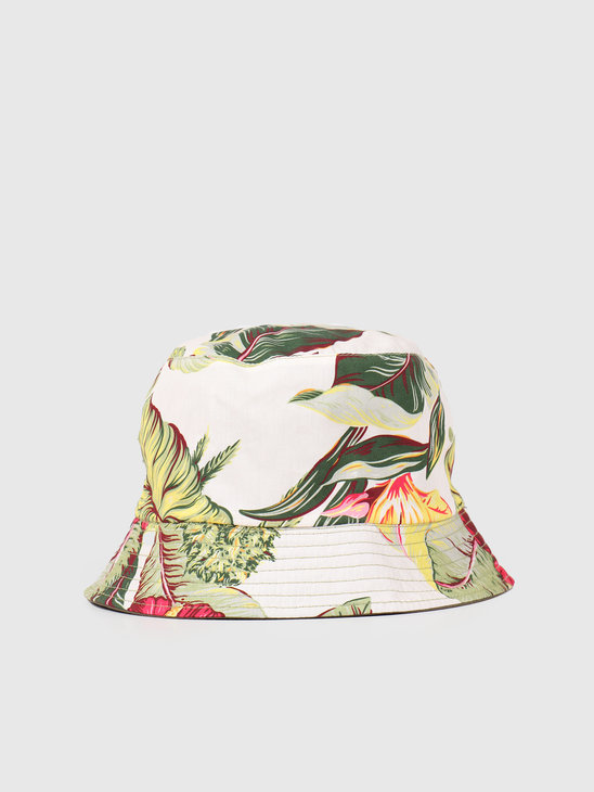 HUF Paraiso Bucket Hat Natural HT00491