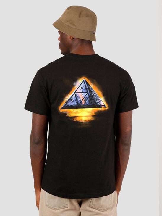 HUF Ancient Aliens T-shirt Black TS01009