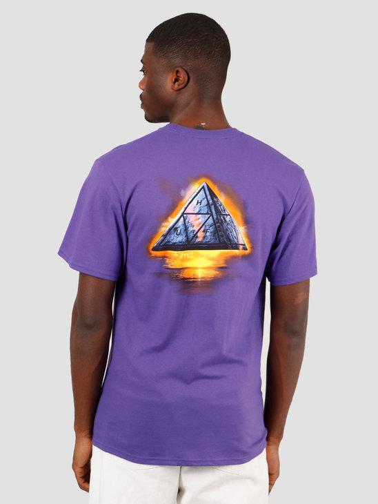 HUF Ancient Aliens T-shirt Grape TS01009