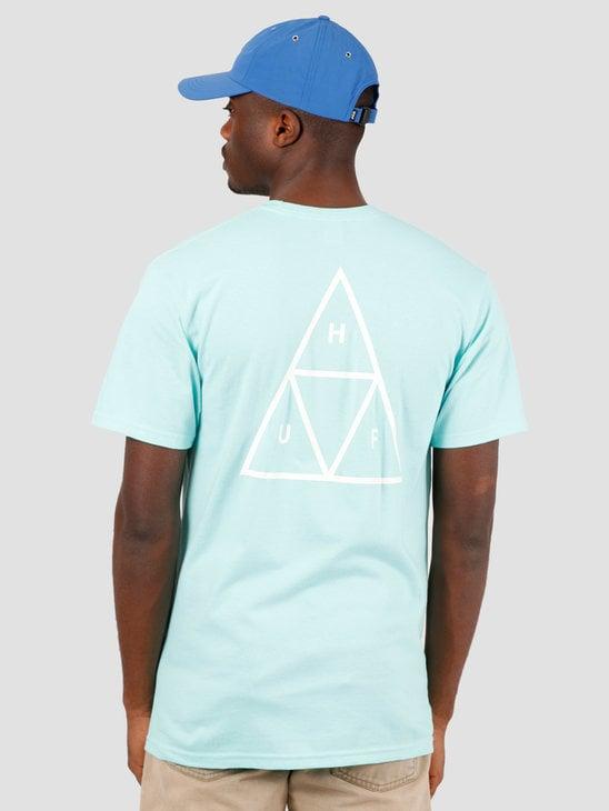 HUF Essentials TT T-shirt Mint TS00509