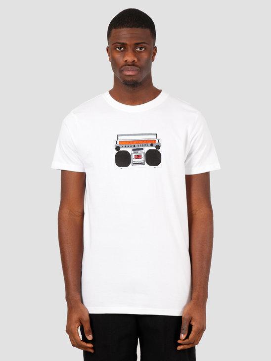 Wemoto Blaster Tee T-Shirt White 151.120-200