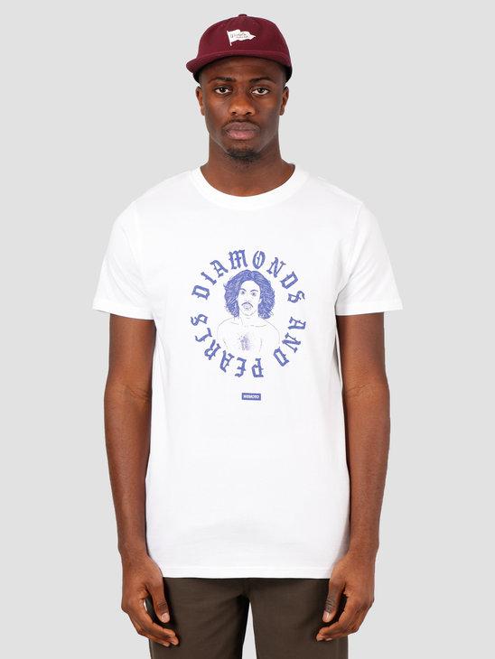 Wemoto Dnp Tee T-Shirt White 151.108-200
