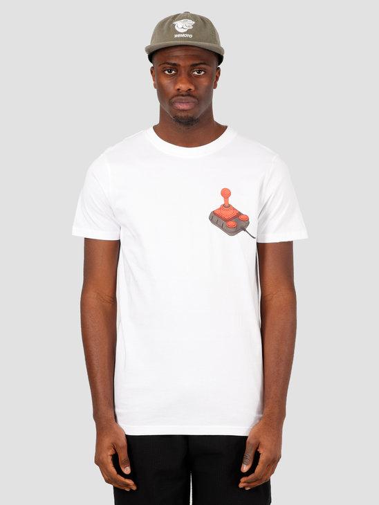 Wemoto Stick Tee T-Shirt White 151.121-200