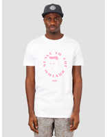 Wemoto Wemoto Sttr Tee T-Shirt White 151.106-200