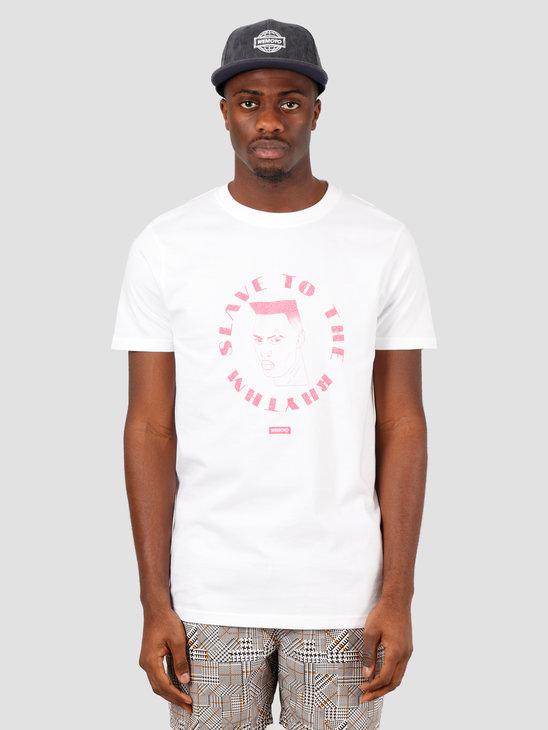 Wemoto Sttr Tee T-Shirt White 151.106-200