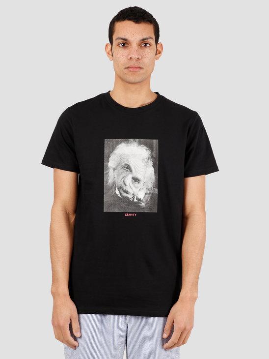 Wemoto Black Hole Tee T-Shirt Black 151.112-100