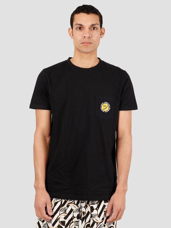 Wemoto Day Tee T-Shirt Black 151.156-100