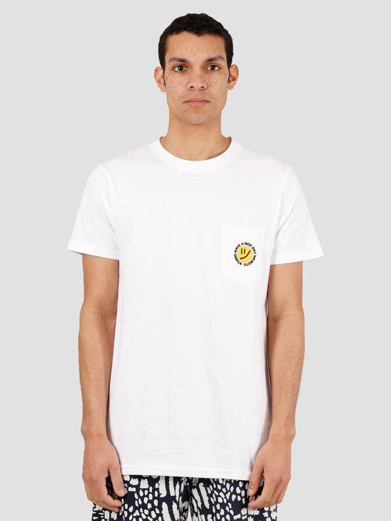 Wemoto Day Tee T-Shirt White 151.158-200
