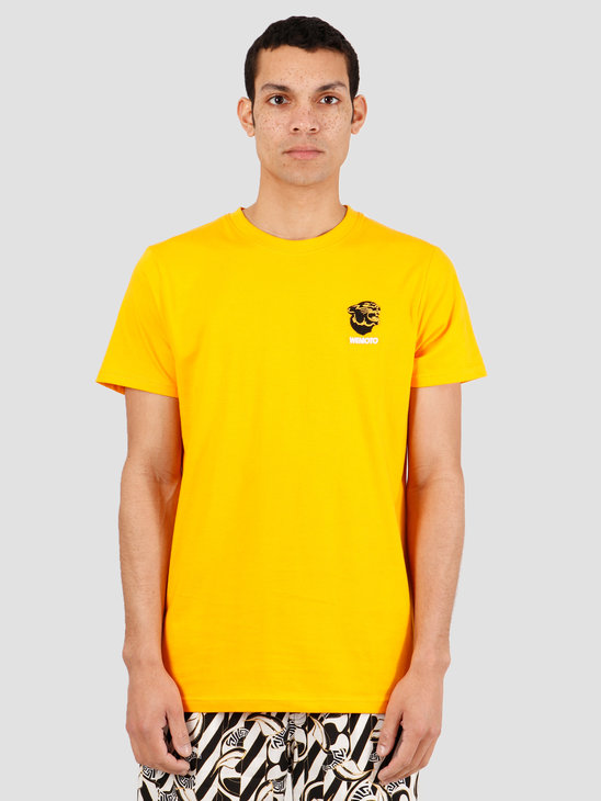 Wemoto Gavin Tee T-Shirt Yellow 151.155-700