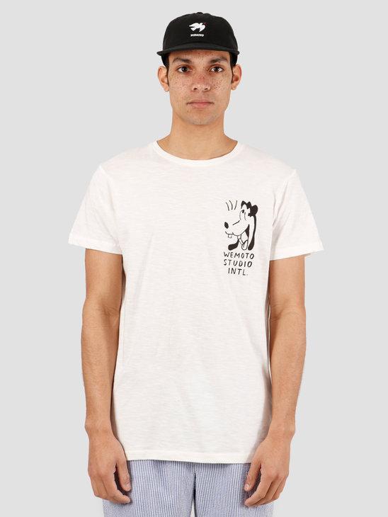 Wemoto Tartle T-Shirt Off White 151.253-201