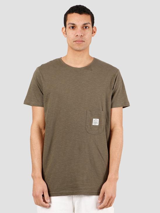 Wemoto Toby T-Shirt Olive 151.247-608
