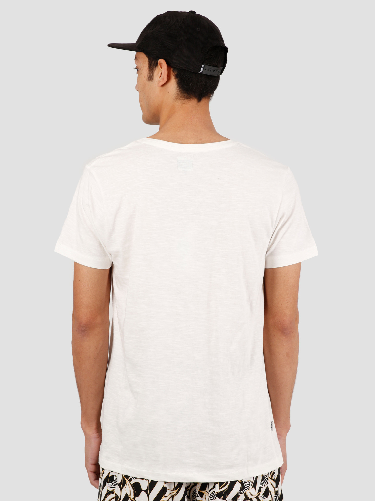 Wemoto Wemoto Try T-Shirt Off White 151.251-201