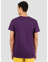 Wemoto Wemoto Wally Tee T-Shirt Purple 151.131-434
