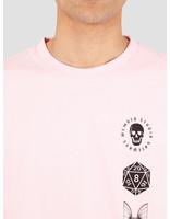 Wemoto Wemoto White Hole Tee T-Shirt Light Pink 151.111-575