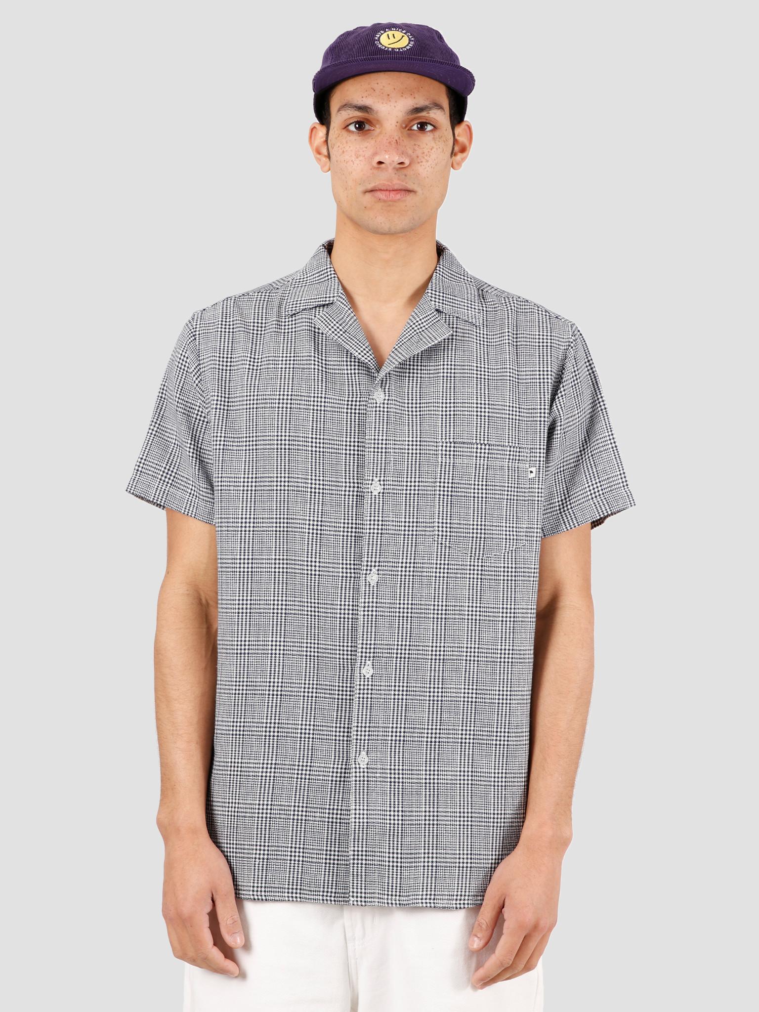 Wemoto Wemoto Kean Shirt Button Up Blue 151.314-451