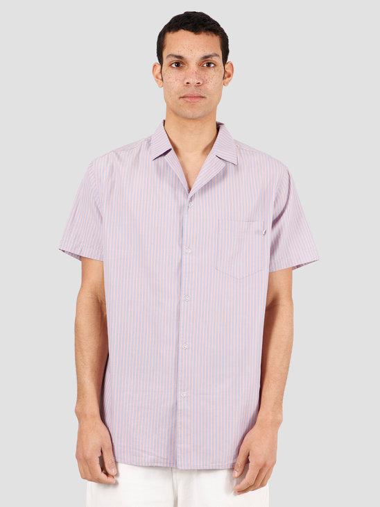 Wemoto Kean Shirt Button Up Lavender 151.321-548