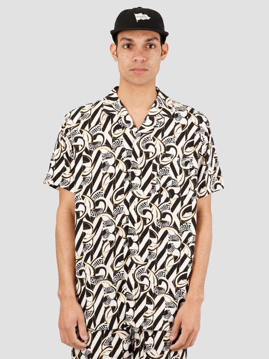 Wemoto Tore Shirt Button Up Gold 151.303-717