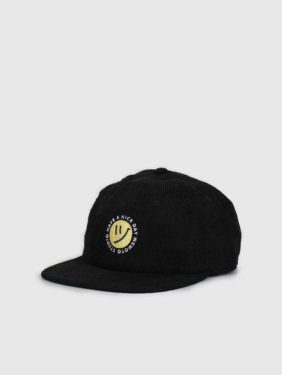 Wemoto Cooper Cap Black 153.801-100