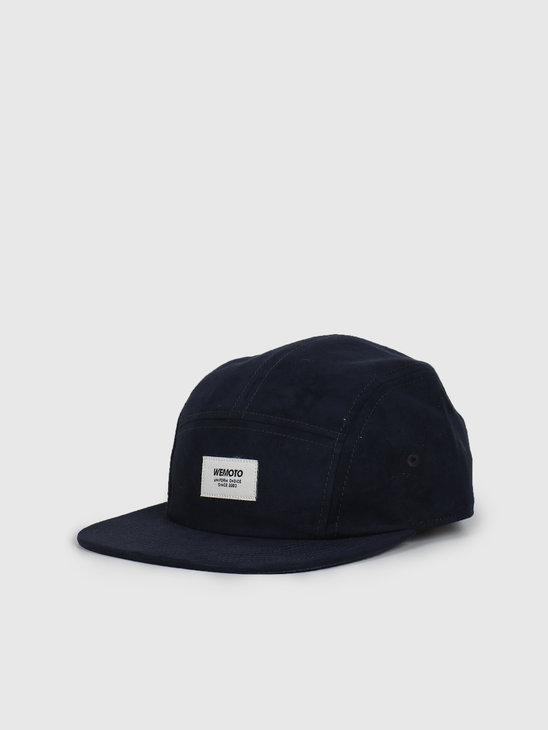 Wemoto Studio Cap Navy Blue 153.819-400