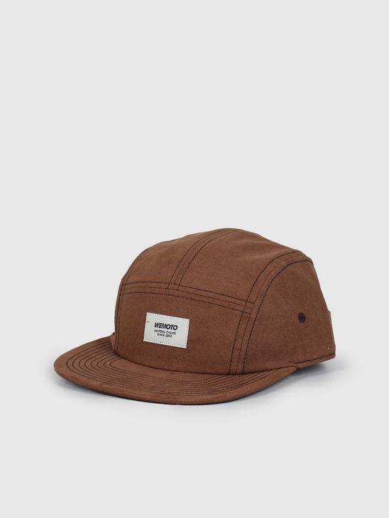 Wemoto Studio Cap Brown 153.820-800