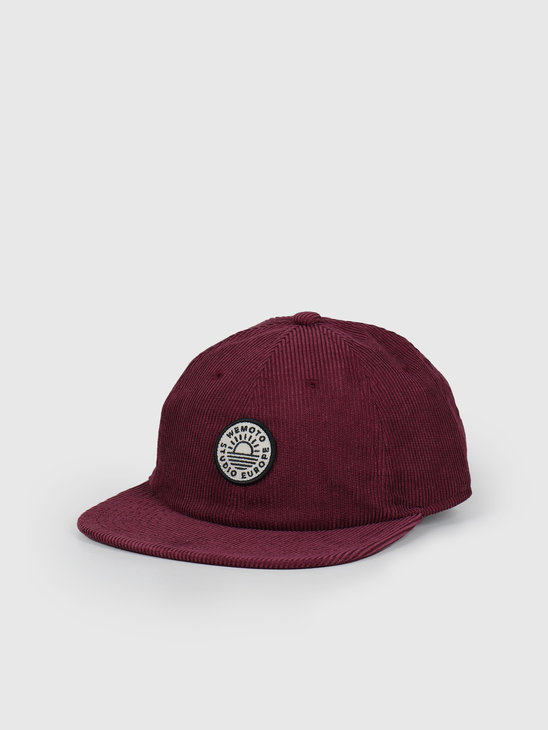 Wemoto Life Cap Burgundy 153.814-501